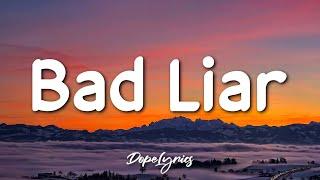 Download Anna Hamilton - Bad Liar (Lyrics) 🎵
