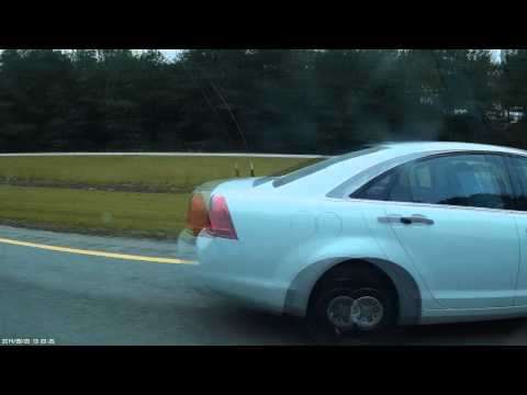 North Carolina Department of Corrections Speeding with Inmate in Car