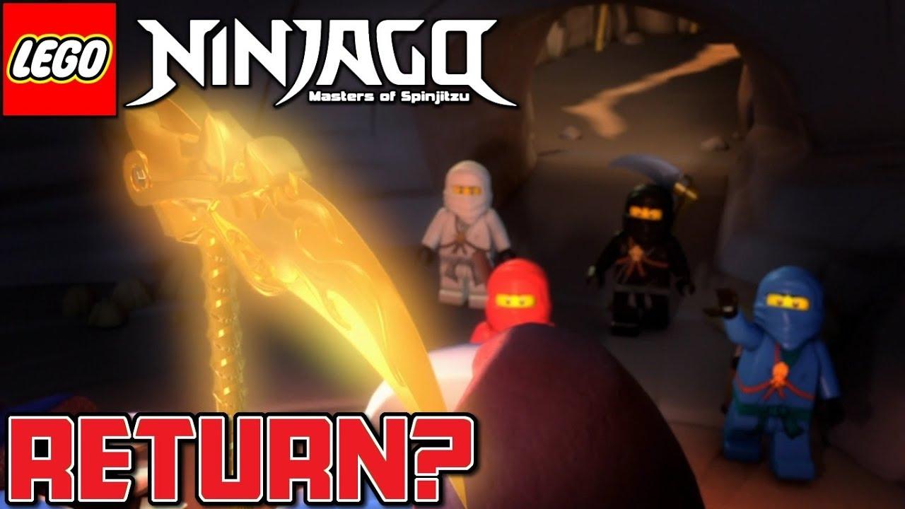Ninjago 2019 The Golden Weapons Return Youtube