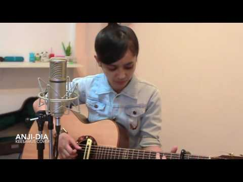 Suara Merdu Gadis Thailand Nyanyi Lagu (Anji-Dia)