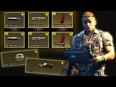 Black Ops 4: How to use Upgraded Attachments & OP-Mods