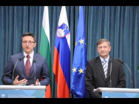 Izjavi zunanjih ministrov (Karl Erjavec in Kristian Vigenin), 23. april 2014, 2.del