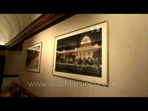 Collection of rare pictures on display at Rashtrapati Bhavan Museum
