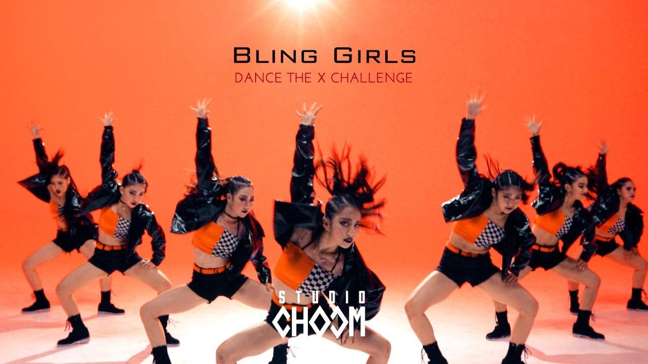 Download [Dance the X Challenge] #1 블링걸즈 - Jessi 'Dis rap', Putzgrilla 'We Ready'