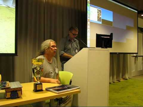 Home Brew Robotics Club Meeting - Sept 2014 - How we won the IROS 2015 Kinect Challenge Report