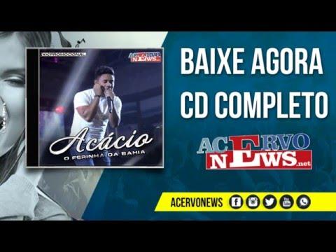Acácio - Ao Vivo - CD Promocional 2016 - [CD PARCIAL]