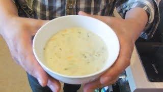сырный суп французский рецепт