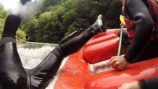 Syndicate Goes: White Water Rafting!