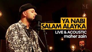 Maher Zain -Ya Nabi Salam Alayka(The Best of Maher Zain Live & Acoustic) | ماهر زين يا نبي سلام عليك