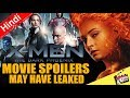 X-Men Dark Phoenix Movie leak: Shock spoilers leaked [Explained In Hindi]