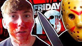 🔪 Friday the 13th IN REAL LIFE! 💀