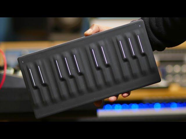 ROLI Seaboard Block Studio Edition : Le Clavier Maître du Futur ?