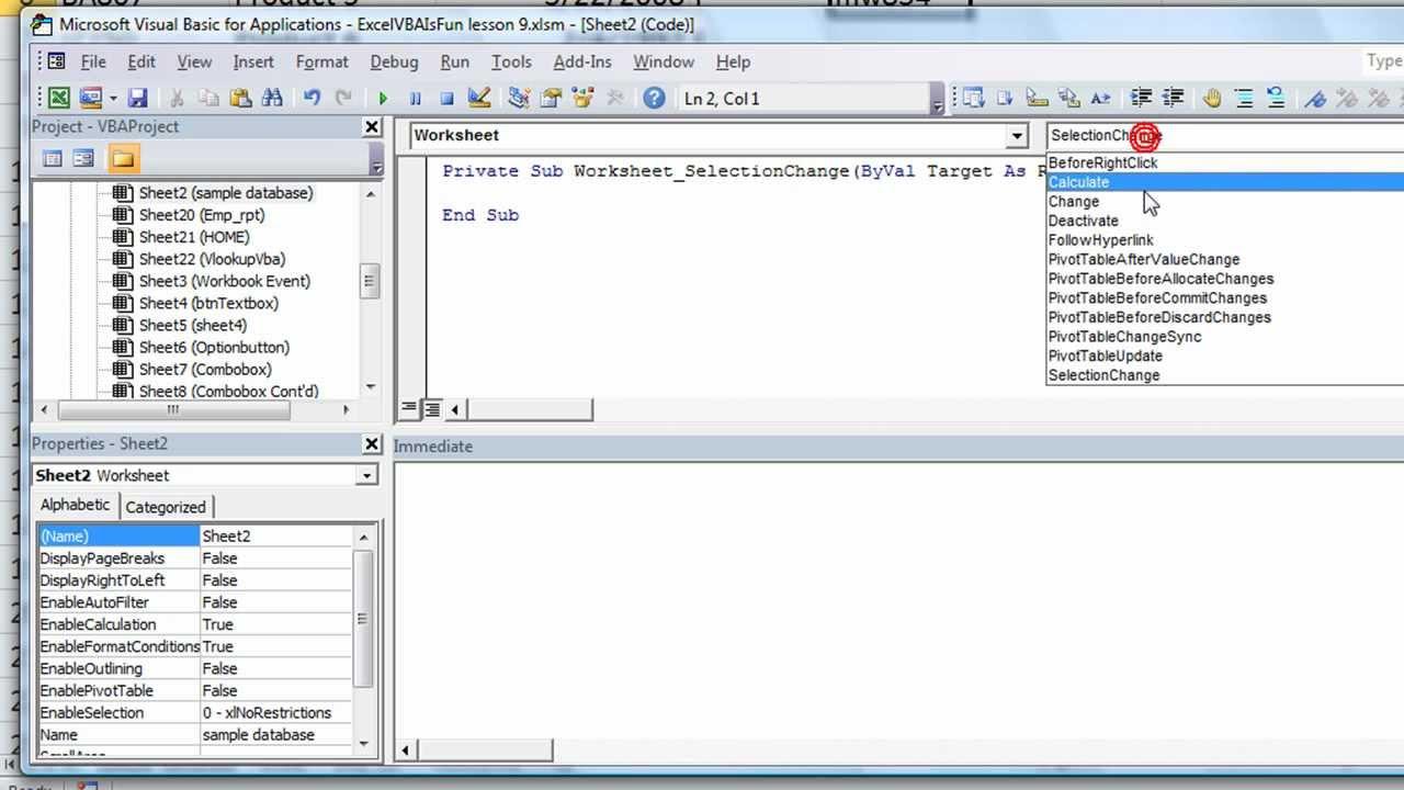 Excel VBA Basics #20 Using VLOOKUP in VBA for a Custom Message ...