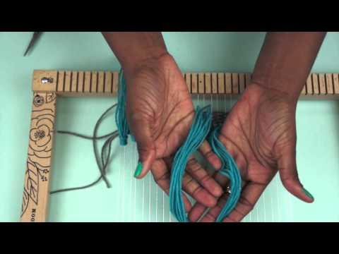 Prima Fiber Arts Loom Kits: Techniques Part 1
