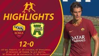 📽 Roma-Tor Sapienza 12-0: gli highlights