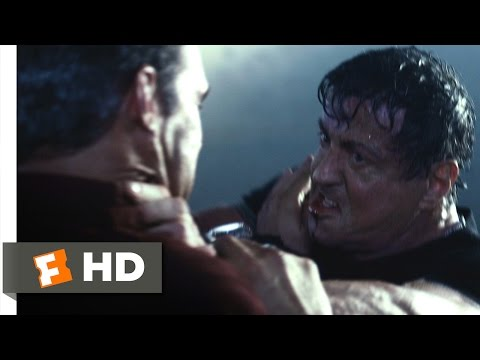 The Expendables 3 (11/12) Movie CLIP - Barney vs. Stonebanks (2014) HD