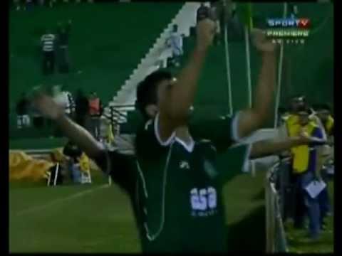 GOL: Guarani 1x0 Ipatinga - 8ª Rodada Campeonato Brasileiro Série B 2012