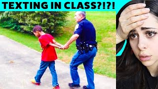 Kids Who Got Suspended for DUMB Reasons !