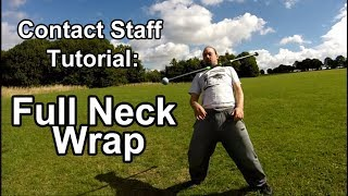 Contact Staff Tutorial: Full Neck Wrap
