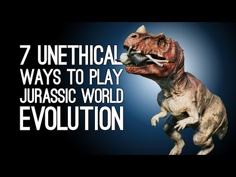 Jurassic World Evolution Gameplay: 7 Least Ethical Ways to Run Your Dinosaur Park