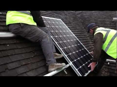 MEB Total Ltd - Solar Energy in Stafford Borough