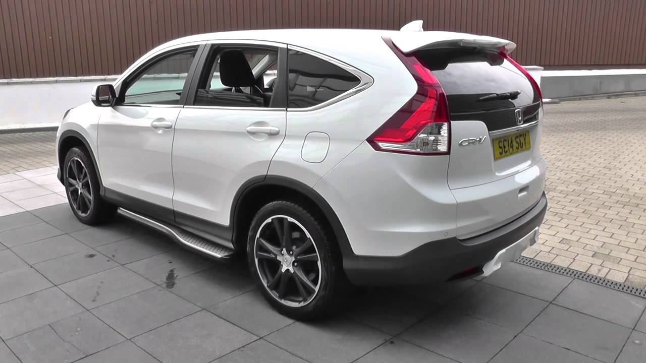 Honda CR-V Black Edition I-Vtec U2485 - YouTube