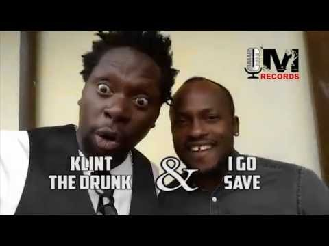 KLINT THE DRUNK AND I GO SAVE LIVE IN MADRID by Mandilas Records