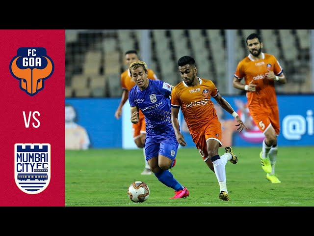 ISL 2019-20 Highlights M80: FC Goa Vs Mumbai City FC | Hindi