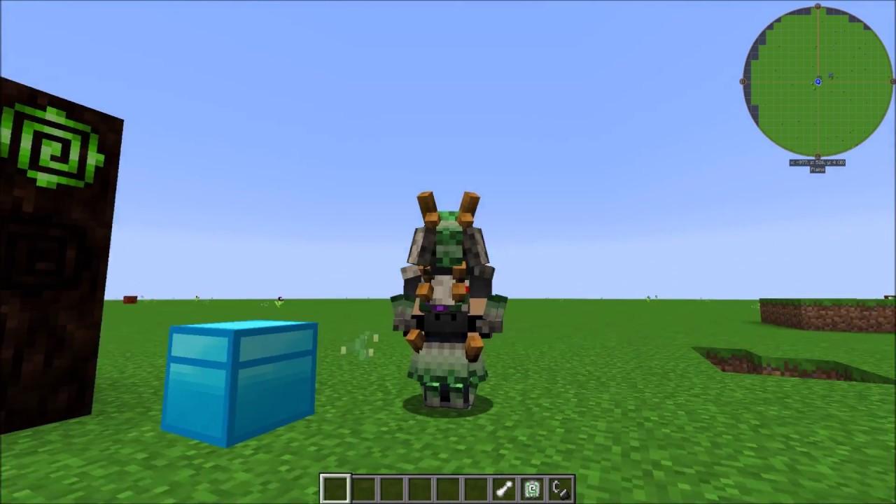 minecraft mod roots