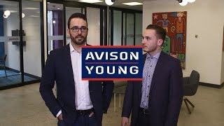 S.i. Systems on Avison Young's Tenant Representation Services