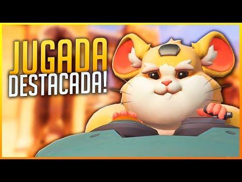 OVERWATCH: PRIMERA JUGADA DESTACADA CON HAMMOND! | Makina