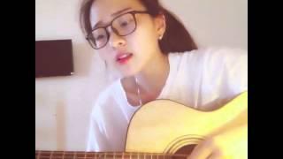 Vô hình trong tim em cover guitar