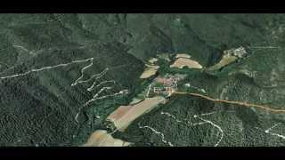 GR11 Etapa 7 Maçanet de Cabrenys - Albanya (14,51 km)