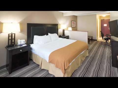 holiday inn express hotel burlington burlington iowa youtube. Black Bedroom Furniture Sets. Home Design Ideas