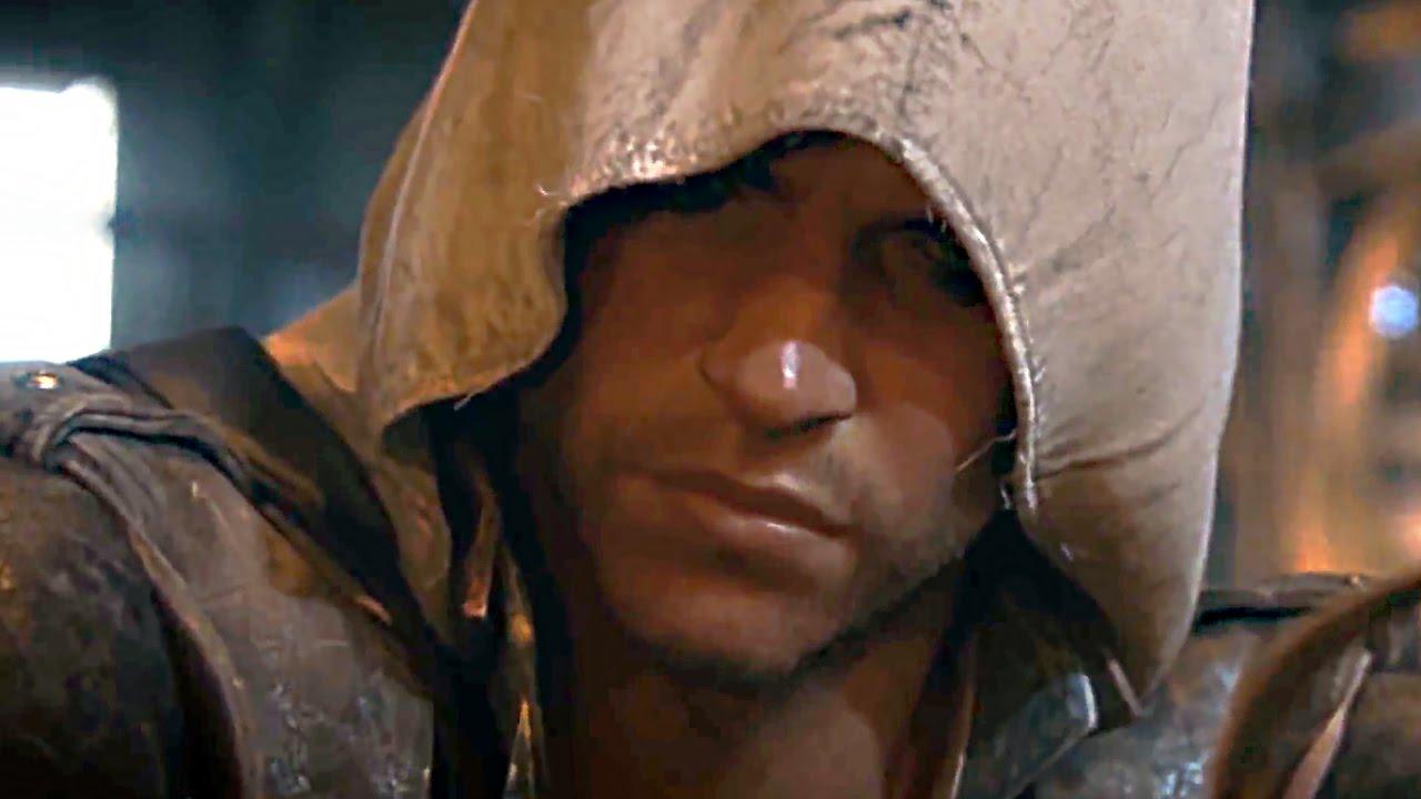 Assassin S Creed 4 Black Flag All Cutscenes Movie Youtube