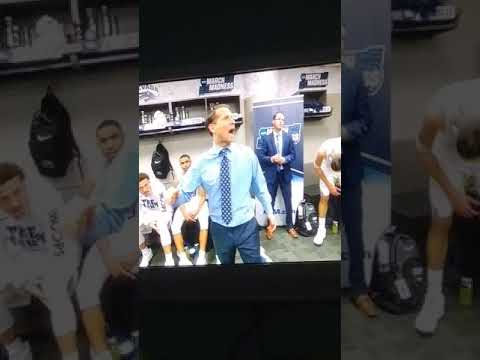 Nevada Coach cursing on live Television after win against Texas... JUST RIDICULOUS!!!