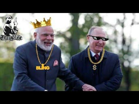 Narendra Modi Funny Thuglife Moments | Modi Latest Laughing Moments