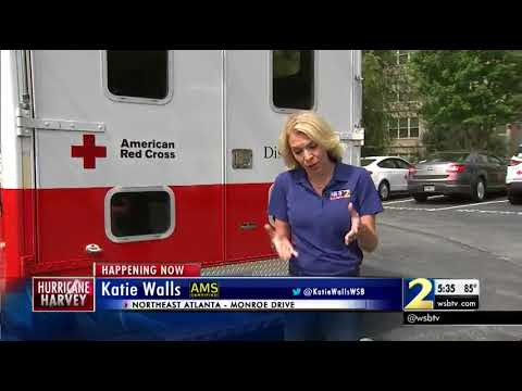 Local Red Cross volunteers in Texas to aid with storm relief; monetary ...