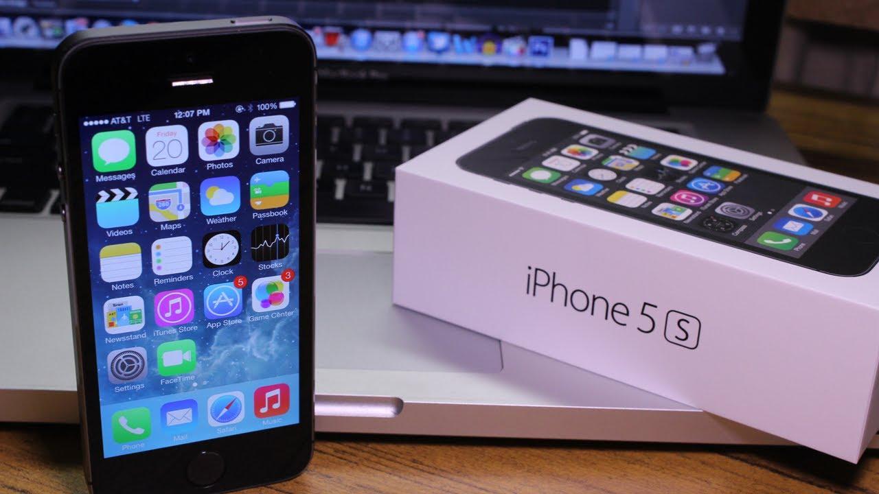 Ap apple iphone 5s space gray 32gb - Ap Apple Iphone 5s Space Gray 32gb 51
