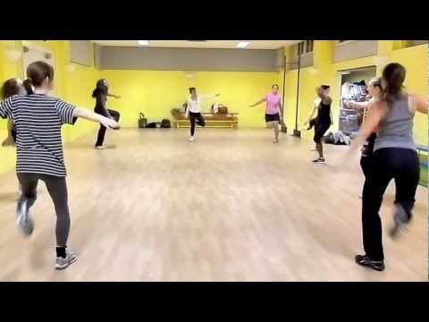 Swedish Fit class with Marjolaine in Soho - London