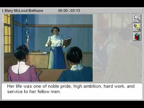 Mary McLeod Bethune (Leading Black Americans Part 1)
