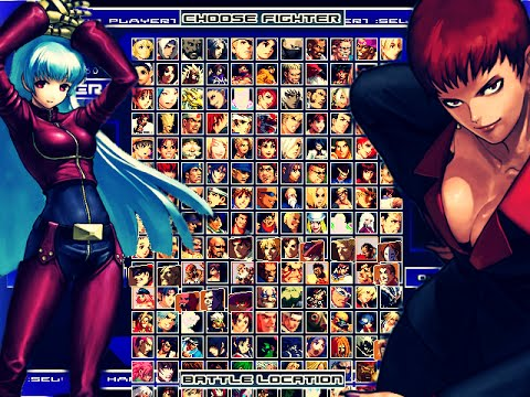 The King of Fighters Extra 2 Mugen Edition...