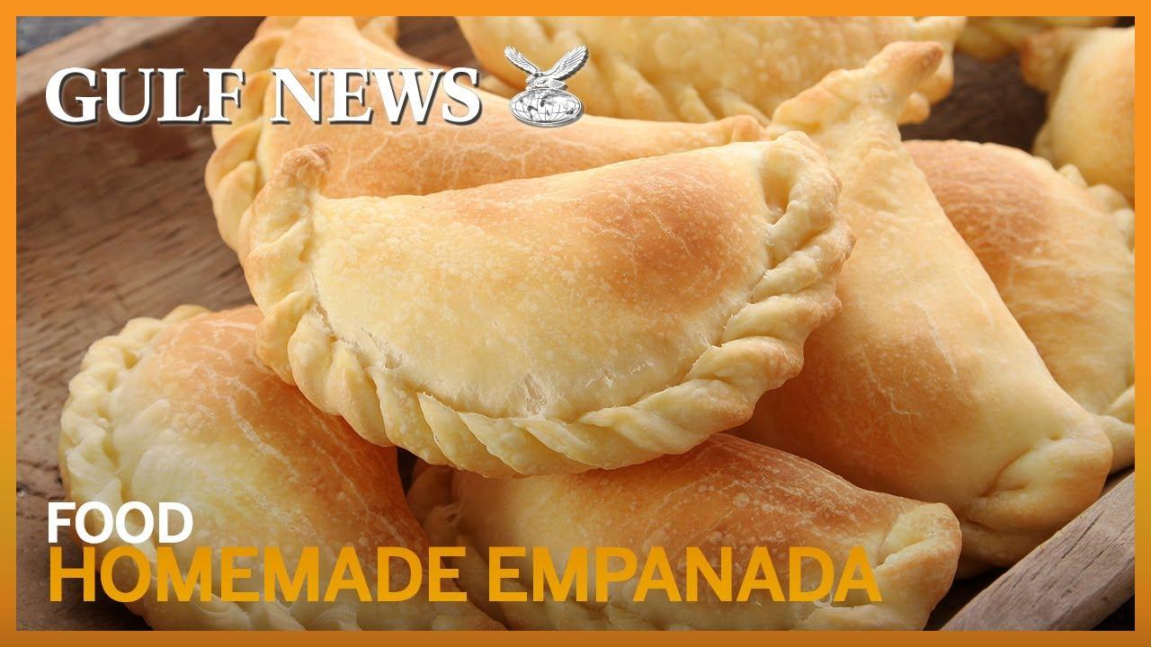 How To Make Homemade Filipino Empanada Youtube