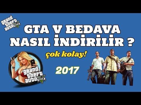 GTA 5 NASIL İNDİRİLİR? / BEDAVA ÇOK KOLAY!(2017)