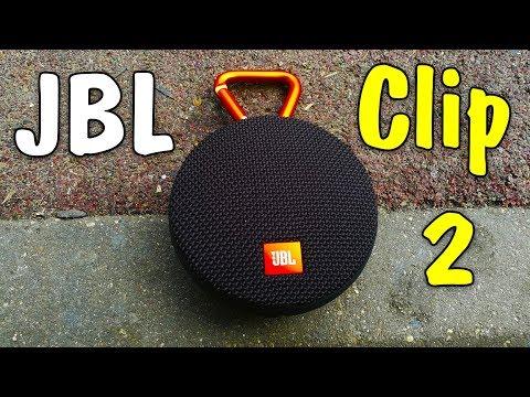 JBL Clip 2 Распаковка Обзор и опыт использования ОТЗЫВ плюсы и минусы