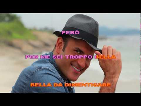 Sal Da Vinci - Bella Da Dimenticare (Karaoke)