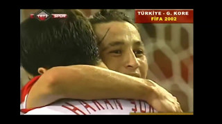 Ilhan Mansiz 2002 World Cup History