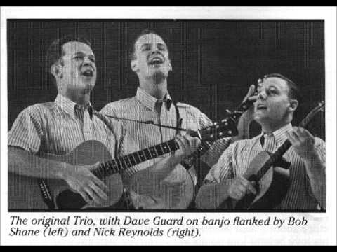 The Reverend Mr Black by the Kingston Trio 1963
