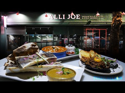 Talli Joe -  Michelin Plate Indian Restaurant In Covent Garden, London