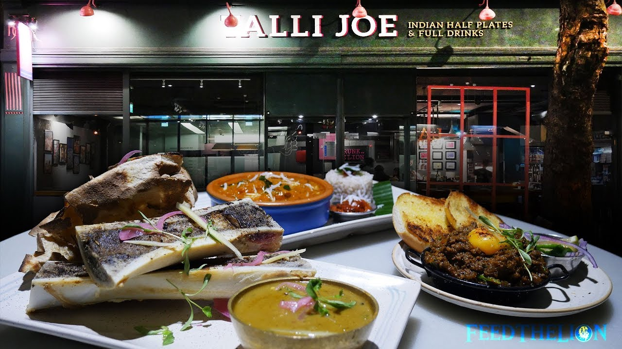Talli Joe Michelin Plate Indian Restaurant In Covent Garden London Youtube